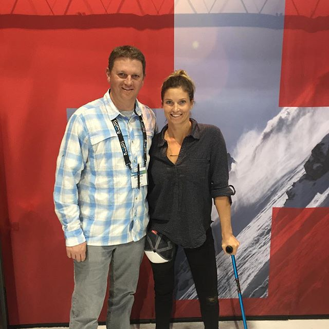 Great show at SIA 2016! We are stoked to have @juliamancuso on the Stockli team!!! Good things to come for her and the brand. #stockli #tahoetroutsyndicate #usskiteam #juliaskiswayfasterthanyou #stormriders #squawvalley #langeskiboots